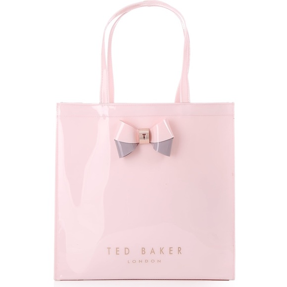 d0bc1c396463 Ted Baker Elacon Colour Block Large Icon Tote Bag